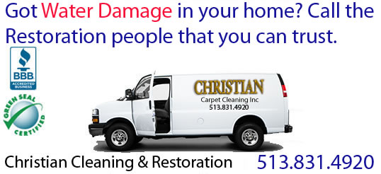 Cincinnati Water Damage Restoration